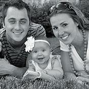 Happy Family 175x175 bw