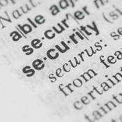 Security in the Dictionary 175x175